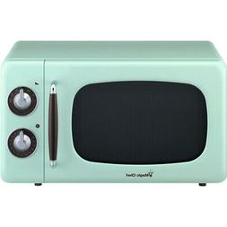Magic Chef 0.7-Cu. Ft. 700W Retro Countertop Microwave Oven