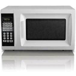 Hamilton Beach 0.7 Cu Ft Countertop Microwave Oven Small Spa