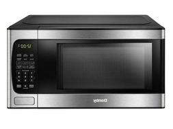 Danby 0.9 Cu. Ft. 900 Watts Countertop Microwave - Stainless