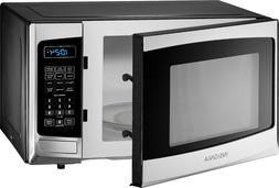 Countertop Compact Microwave 0.9 Cu. Ft. Electronic Controls