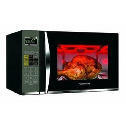 countertop microwave oven stainless steel with grill