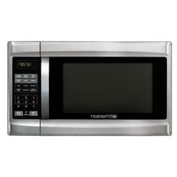 1.3 cu. ft. 1000-Watt Countertop, Stainless Steel, Microwave
