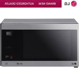 LG 1.5 Cu. Ft. NeoChef Countertop Microwave in Stainless Ste