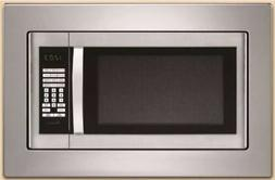 WHIRLPOOL® 1.6 CU. FT. COUNTERTOP MICROWAVE TRIM KIT, STAIN