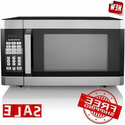 Hamilton Beach 1.6 cu ft Led Digital Microwave Oven 1100 Wat