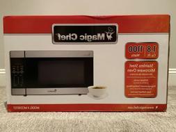 Magic Chef 1.8 Cu Ft Countertop 1100 Watt Digital Touch