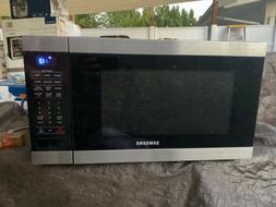 Samsung 1.9 cu. ft. Countertop Microwave in Stainless Steel