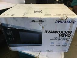 Samsung 1.9 cu. ft. Countertop Microwave MS19M8000AS/AA