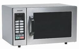 Panasonic 1000 Watt Commercial Microwave Oven With 10 Progra
