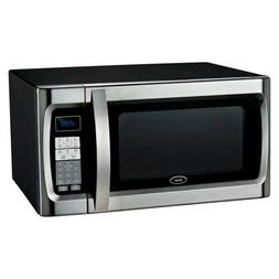 Oster 1100 Watt Microwave Oven - Black - 1.3 Cu Ft
