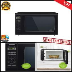 1250W 2.2 CuFt Panasonic Microwave Oven Countertop w cooking