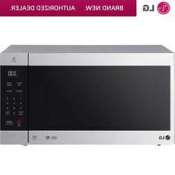 LG 2.0 Cu. Ft. NeoChef Countertop Microwave in Stainless Ste