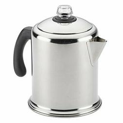Farberware 47053 Stainless Steel Percolator 12-Cup