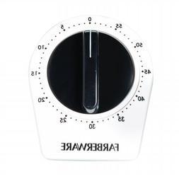 Farberware 5126894 Protek Mechanical Timer, White
