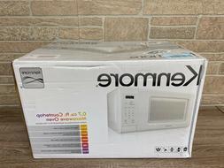 Kenmore 71612 Countertop Microwave Oven Large 1.6 Cu Ft Capa
