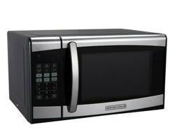 Black + Decker Countertop Microwave 0.9 Cu. Ft. 900W Black S