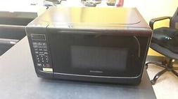 Farberware - Classic 0.7 Cu. Ft. Compact Microwave - Black