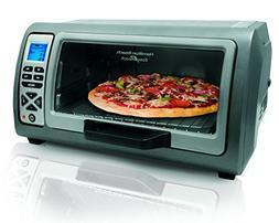 Hamilton Beach - Convection Toaster/pizza Oven - Gray