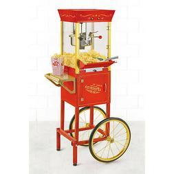 Nostalgia CCP510 Vintage 6-Ounce Commercial Popcorn Cart - 5