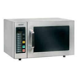 Panasonic NE-1064F 1000-Watt Stainless Steel Commercial Micr