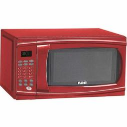 RCA, 1.1 cu ft Microwave, Red