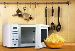 Westinghouse - 0.7 Cu. Ft. Compact Microwave - White