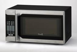 Avanti MO7103SST - 0.7 CF Touch Microwave - Black Cabinet wi