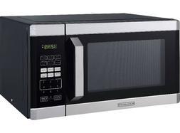 BRAND NEW Black Decker 0.9cu FT 900watt Microwave Oven Stain