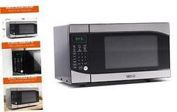 CHM009 Countertop Microwave Oven 900 Watt, 0.9 Cubic Feet, S