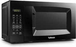 COMFEE' Countertop Microwave Oven, ECO Mode, 0.7cu.ft, 700W,