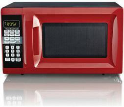 Hamilton Beach Modern 0.7 Cu. Ft. touch-pad Microwave Oven,