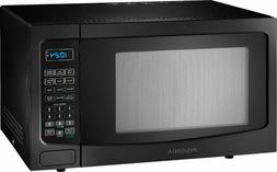 Countertop Microwave 1.1 Cu. Ft. Electronic Controls LED Dis