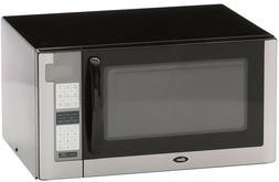 Oster Countertop Microwave 1.4 cu. ft Black 1200W Programmab