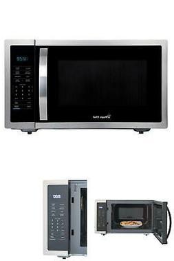 Magic Chef Countertop Microwave 1.6 cu. ft. 1100-Watt Turnta