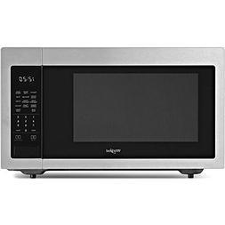 Whirlpool 1.6 cu. ft. Countertop Microwave in Fingerprint Re