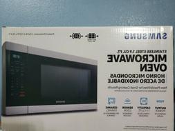 Samsung Countertop Microwave Stainless Steel 1.9 cu ft Model