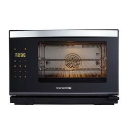 Emerson ER101005 Deluxe 0.9 Cu. Ft. Steam Grill Oven With Co