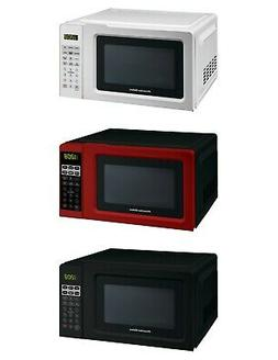 Digital Countertop Microwave Oven 0.7 Cu.ft Ten Power Levels