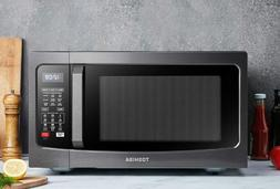 Toshiba EC042A5C-BS Convection Function Microwave Oven, Blac
