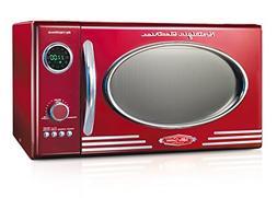 Nostalgia Electrics Retro Series Microwave Oven - Single - 0