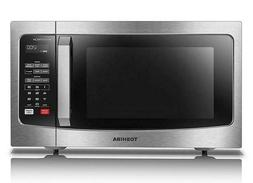 Toshiba 1.6 Cu. Ft. Stainless Steel Microwave w/ Inverter Si
