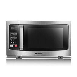 Toshiba EM245A5C-SS Microwave Oven with Inverter Technology,