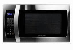 Farberware FMWO13AHTBKE Professional 1000W Microwave Oven, 1