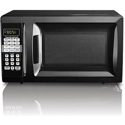 HB 700 Watt Microwave, .7 cubic foot capacity