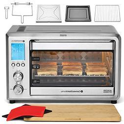 ConvectionWorks® Hi-Q Intelligent Countertop Oven Set, 9-Sl