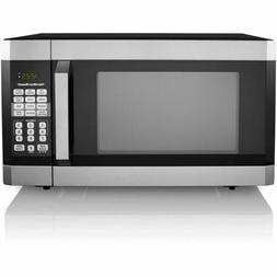 Home Dorm Kitchen Digital Microwave Oven Stainless Steel 1.6