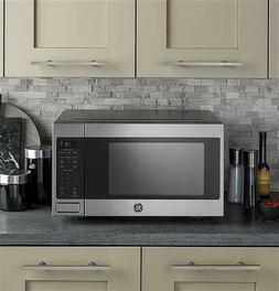 GE JES1657SMSS 1.6 Cu. Ft. Stainless Steel Countertop Microw