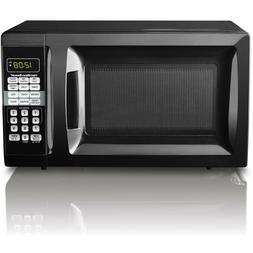 Hamilton Beach Kitchen Counter Microwave Cooker Small Counte