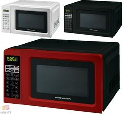 KITCHEN OFFICE HOME MINI MICROWAVE OVEN DIGITAL COUNTERTOP B