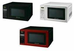 Kitchen Office Home Mini Microwave Oven Digital Countertop R